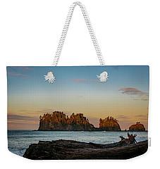 The Lighted Tops Weekender Tote Bag