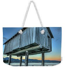The Lightshed By Liz Magor Weekender Tote Bag