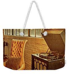 The Listening Spot Weekender Tote Bag