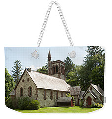 The Little Brown Church In The Vale Weekender Tote Bag