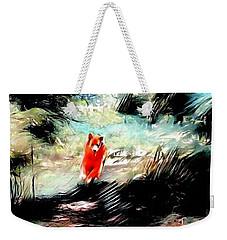 The Little Wood Nymph Weekender Tote Bag
