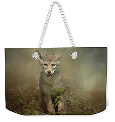 The Littlest Pack Member Weekender Tote Bag