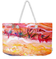 The Living Dunes Weekender Tote Bag by Winsome Gunning