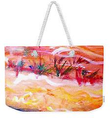 The Living Dunes Weekender Tote Bag