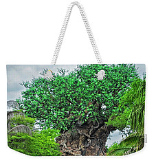 The Living Tree Walt Disney World Mp Weekender Tote Bag