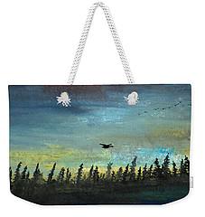 The Loner Weekender Tote Bag