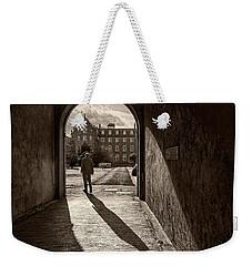 The Long Shadow Weekender Tote Bag