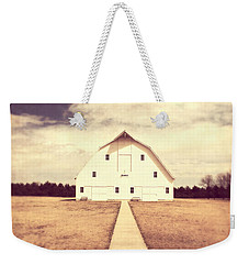 The Long Walk Weekender Tote Bag by Julie Hamilton