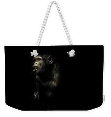 The Look Says It All Weekender Tote Bag