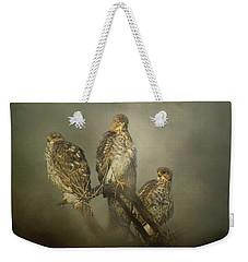The Lookouts Weekender Tote Bag