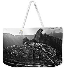 The Lost City Of The Incas Weekender Tote Bag