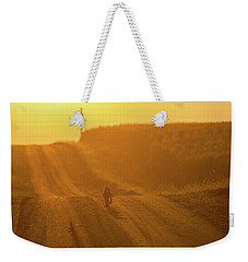 The Lost Puppy Weekender Tote Bag