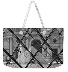The Louvre From The Inside Weekender Tote Bag