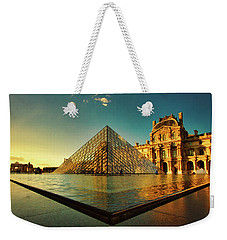 The Louvre Museum Weekender Tote Bag