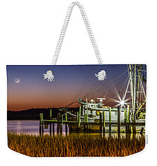 The Low Country Way - Folly Beach Sc Weekender Tote Bag