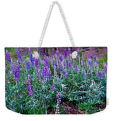 The Lupine Convention Weekender Tote Bag