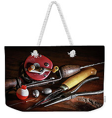 The Lure Of Fishing Weekender Tote Bag