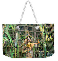 Weekender Tote Bag featuring the photograph The Lure Of The Wild by Alex Lapidus
