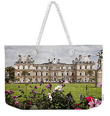 The Luxembourg Palace Weekender Tote Bag