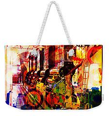 The Machine Age Weekender Tote Bag