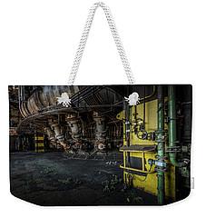 The Machinist Weekender Tote Bag