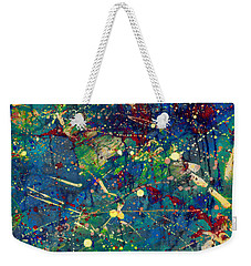 The Maelstrom Weekender Tote Bag