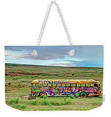 The Magic Bus Weekender Tote Bag