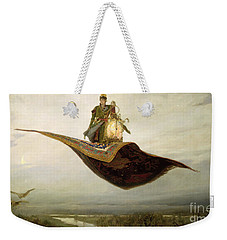 The Magic Carpet Weekender Tote Bag