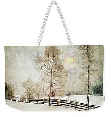 The Magic Of Winter Weekender Tote Bag