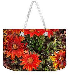 The Magical Flower Garden Weekender Tote Bag