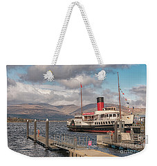 The Maid Of The Loch Weekender Tote Bag
