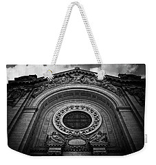 The Majestic Weekender Tote Bag
