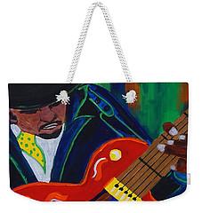 The Man  Weekender Tote Bag
