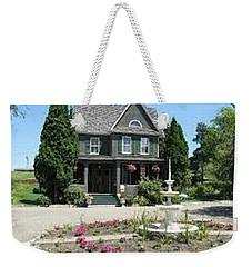 The Mansion At O'keefe Weekender Tote Bag