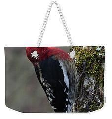 The Maple Sap Tapper Weekender Tote Bag by I'ina Van Lawick