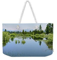 The Marsh Weekender Tote Bag