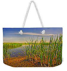 The Marshes Of Brazoria Weekender Tote Bag