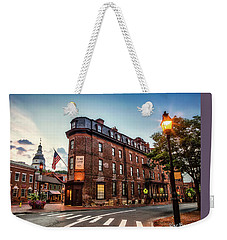 The Maryland Inn Weekender Tote Bag