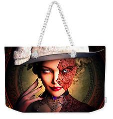 The Mask Weekender Tote Bag