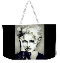 The Material Girl Weekender Tote Bag