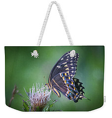 The Mattamuskeet Butterfly Weekender Tote Bag