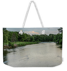 The Maumee River Weekender Tote Bag