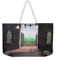 The Mausoleum Weekender Tote Bag