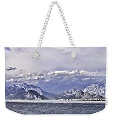 The Mediterranean Coast Weekender Tote Bag