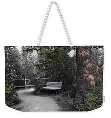 The Meeting Place Weekender Tote Bag by Stuart Turnbull