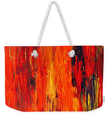 The Melt Weekender Tote Bag