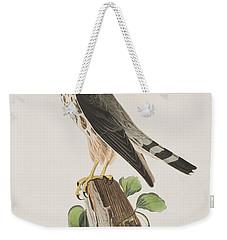 The Merlin Weekender Tote Bag