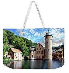 The Mespelbrunn Castle Weekender Tote Bag