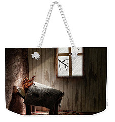 Weekender Tote Bag featuring the photograph The Metamorphosis Redux by Mark Fuller
