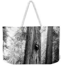 The Middle Weekender Tote Bag by Mark Alder